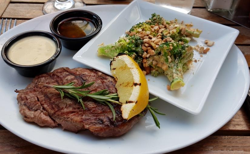 Restaurangbesök igen och ytterligare 1 restaurang som det fungerade att äta LCHFpå.
